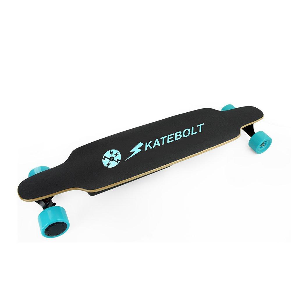 Cyrusher SKATEBOLT S3 Brise skateboard électrique Double Moteurs 14 Miles Gamme 19 MPH Avec télécommande