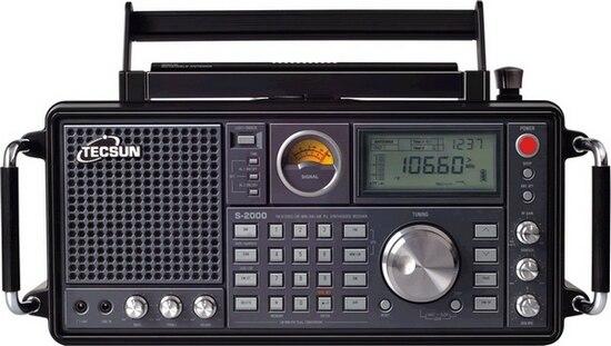 Prix pour TECSUN S-2000 JAMBON Amateur Radio SSB Double Conversion PLL FM/MW/SW/LW Air Bande