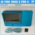 JC Pro1000S многофункциональный разъем для IPad 4/5 IPad Air/6 IPad Air2 не требует удаления Nand совместимый модуль