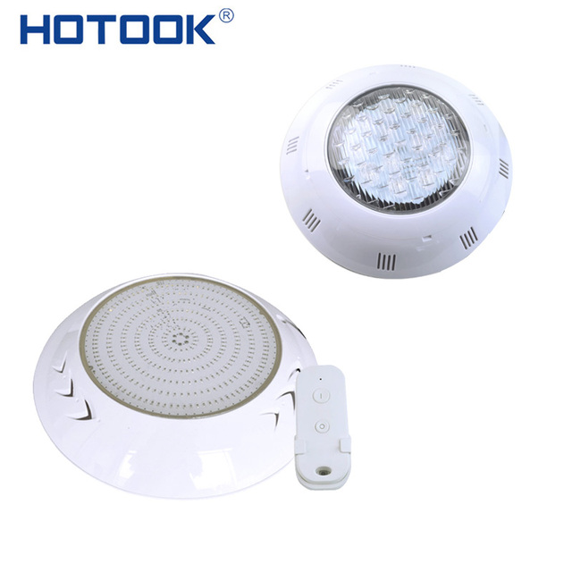 Underwater Resin Filled RGB LED Swimming Pool Light IP68 PAR56 Wall Mounted LED POOL 35W 42W 12V piscinas for Spa Pond Fountain