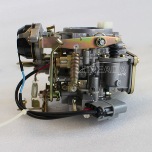 Image 5 - New Carburetor Carb Assy For Nissan 720 pickup 2.4L Z24 Engine 1983 1986 OE# 16010 21G61 16010 21G60