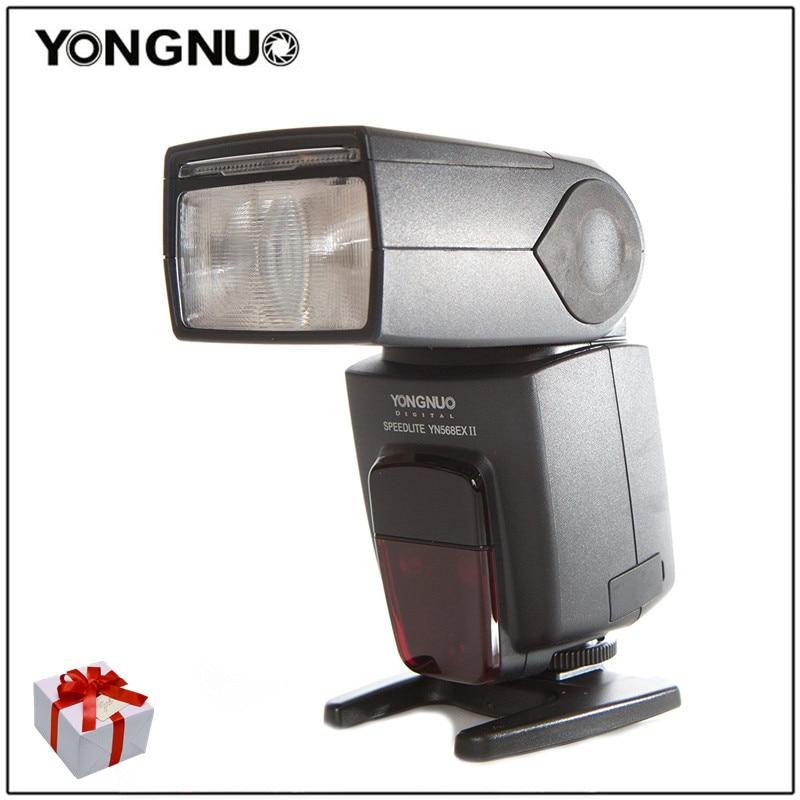 Yongnuo YN-568EX YN568EXN YN 568EX II Master TTL HSS Flash Speedlite per CANON 1100D1000D D4 D3x D700 Per Nikon D800 D750 D7100