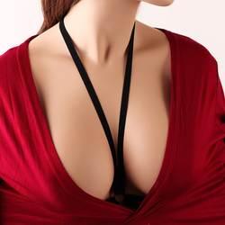 Сексуальный клетка бюстгальтер Для женщин Фетиш Средства ухода за кожей привязного ремня Harajuku Strappy Связывание бюстгальтер регулируемый