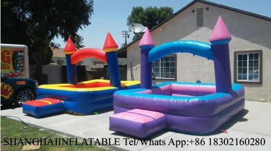 Индивидуальные бассейн надувной бассейн забавные бассейн для детей indoor/открытый Прекрасный бассейн 3*3 м для продажи