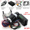 400W 12000rpm ER11 Chuck CNC Brushless Spindle Motor DC Machine Tool With Driver Speed Controller And