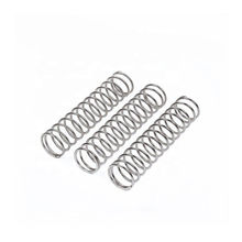 FUMAO hot sale 1pcs Eco-friendly stainless steel head shaking compression spring for toy wire diameter 0.8mm(China)