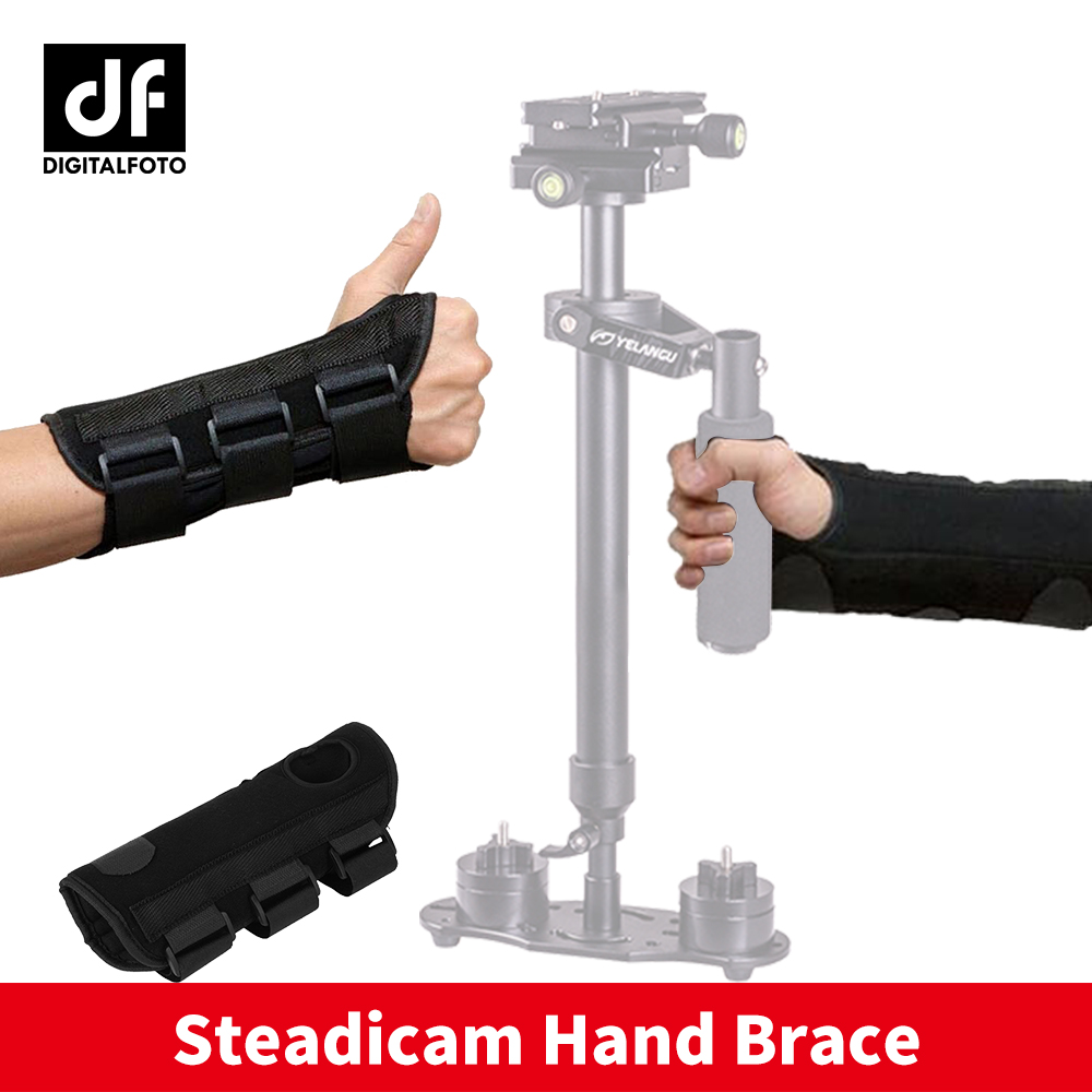 Free shipping stabilizer Arm Brace Wrist Support Protective tool for DSLR steadicam Camera Stabilizer is not included S40 S60