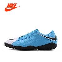 Оригинальный Новое поступление Официальный Nike HYPERVENOMX PHELON III TF Для Мужчин's Футбол футбольные бутсы спортивные кроссовки