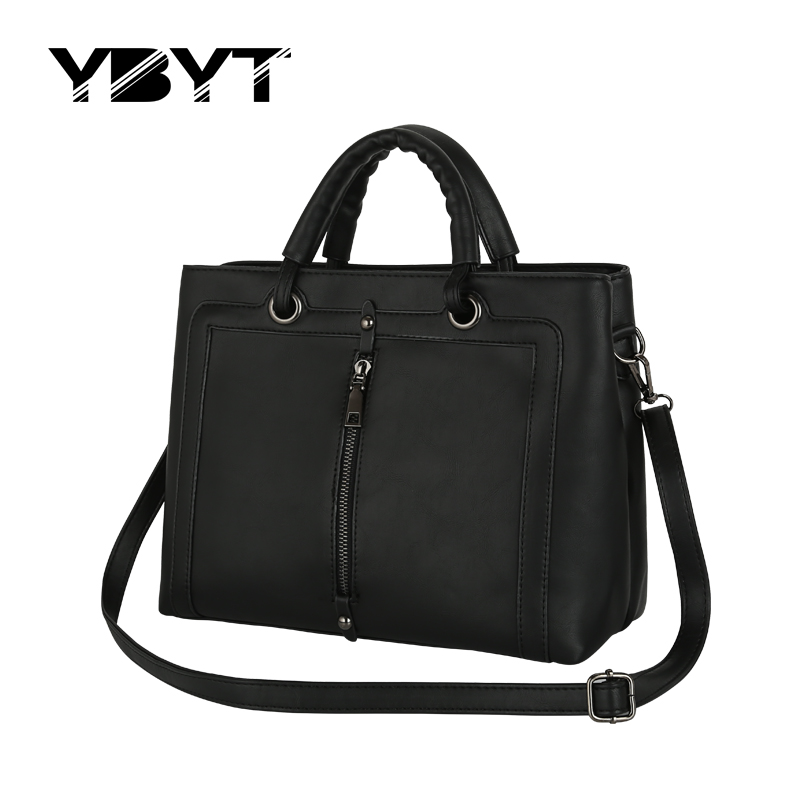 vintage zipper decorative medium handbags high quality women totes clutch purse