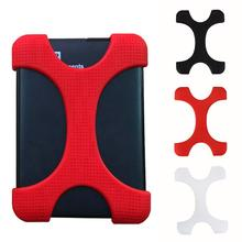 NEW Silicone External Shockproof Soft Case Cover Protector f