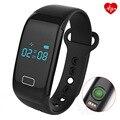 BT4.0 Atividade Rastreador De Fitness Monitor de Freqüência Cardíaca Do Bluetooth Pulseira Inteligente Pulseira esporte Pulseira para ios smartphone android