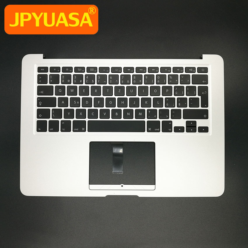 New Czech Topcase Top Case keyboard For Apple Macbook Air 13 A1466 2013 2014 2015 Years new for macbook air 13 13 3 a1466 top case topcase with keyboard us usa english version backlight 2013 2014 2015 years