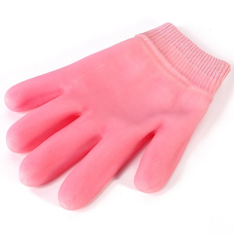 4 Color Gel Spa Silicone Gloves Soften Whiten Exfoliating Moisturizing Treatment Hand Care Repair Hand Skin Beauty Tools