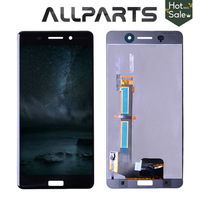 ORIGINAL 1920x1080 5 5 IPS Screen For NOKIA 6 LCD Display Touch Screen Digitizer Assembly Replacement