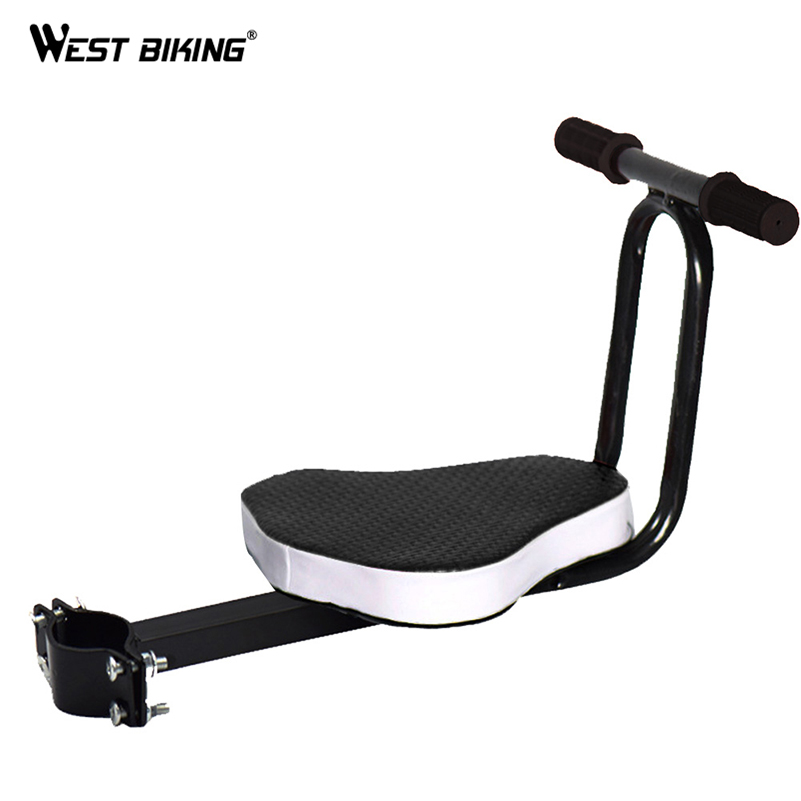 WEST BIKING Child Bicycle Saddle Children Comfortable Seat Travelling MTB Electric Bike Cushion Chair west biking bicycle saddle skidproof seat silica gel cushion breathable sillin bicicleta mtb road bike cycling bicycle saddle