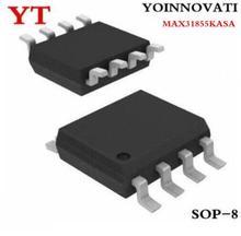10 قطعة/الوحدة MAX31855KASA MAX31855 31855 SOP8 IC أفضل جودة