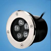 Kostenloser Versand 3 W/5 W/6 W/7 W/9 W/12 W/ 18 W Im Freien Unterirdische Lampe Wasserdichte IP68 LED Spot Boden Garten Hof LED u-licht