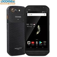 IP68 уровень DOOGEE S30 смартфон боковой сканер отпечатка пальца 2 ГБ 16 ГБ двойной Камера 5580 мАч 5 В/2A Quick Charge 5,0 HD Android 7,0 Водонепроницаемый