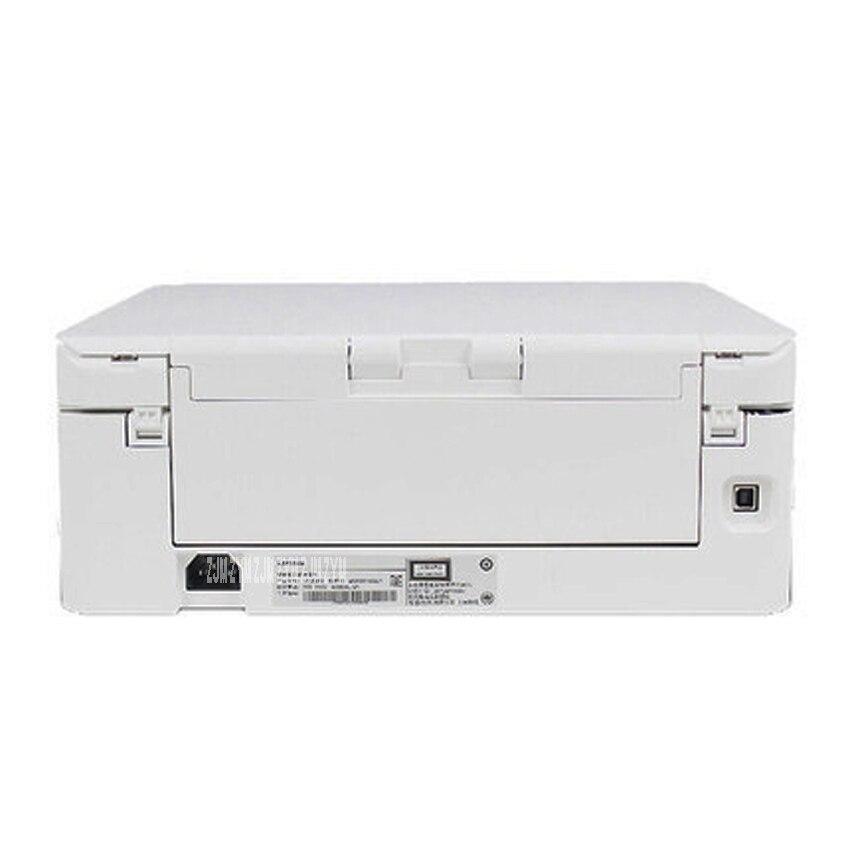 Черно белый лазерный принтер, одна машина, копировальная, беспроводная, Wi Fi, для дома, маленького офиса, скорость печати 22 страницы/минуты, 220 В, M7208W - 6