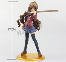 Free Shipping Toradora Aisaka Taiga 1/8 scale PVC Action Figure Model Toy