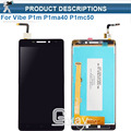 New Full LCD DIsplay + Touch Screen Digitizer Assembly For Lenovo Vibe P1m P1ma40 P1mc50 TD-LTE +tools