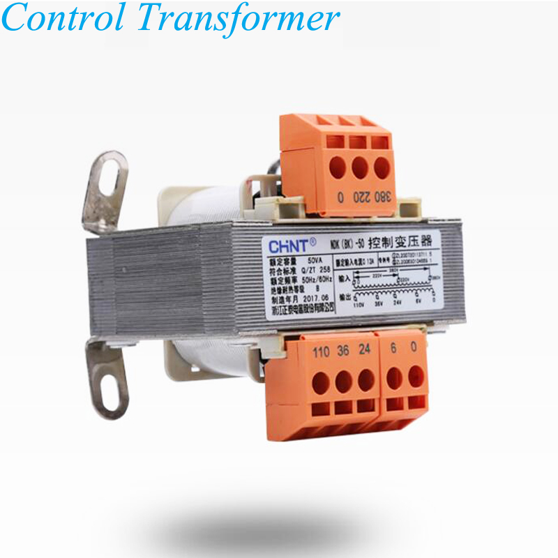 bk -50va Useful 50va Bk Type Control Power Transformer With 36v 24v 12v 6v Output Voltage Ndk
