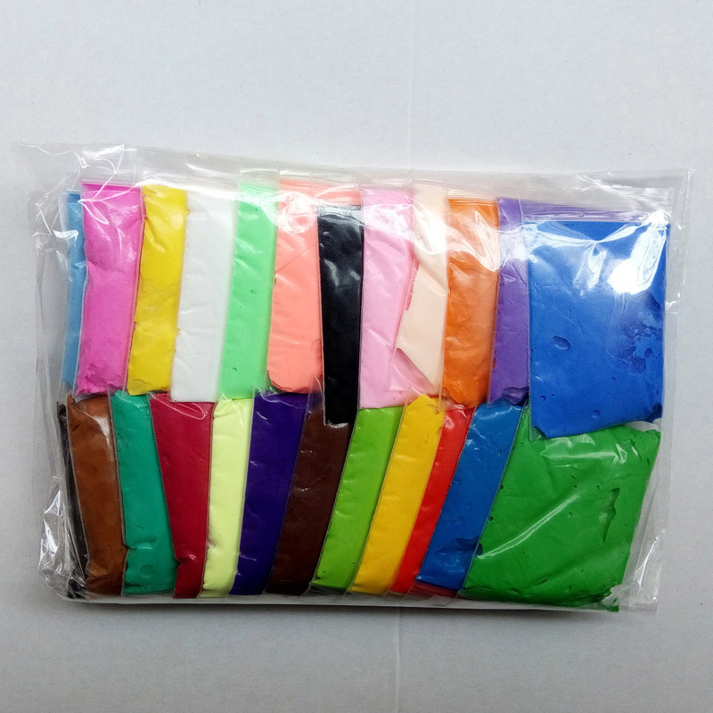 New Arrival magic clay slime for kids gift hand made color ...