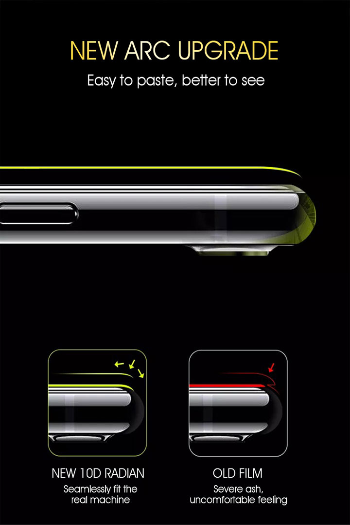 Suntaiho 10D protective glass for iPhone X XS 6 6S 7 8 plus glass screen protector for iPhone 7 6 X XR XS MAX screen protection 6