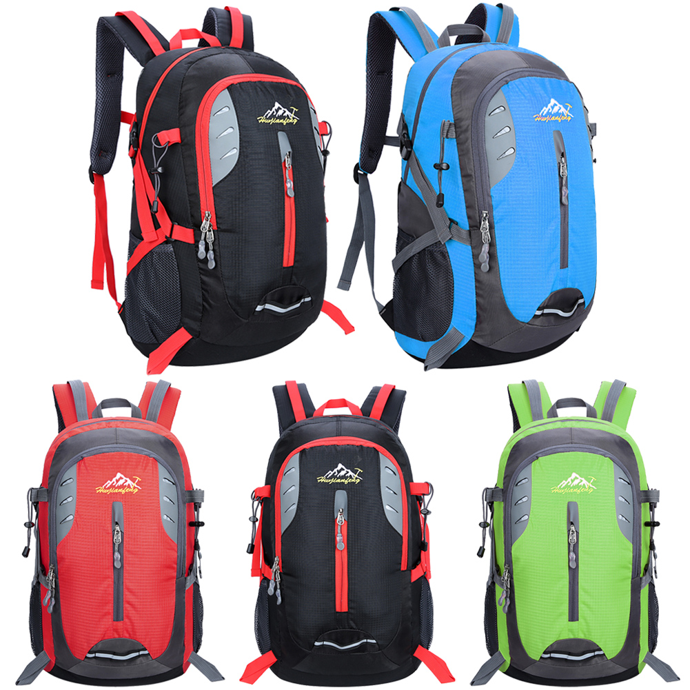 35l Rucksack 35l Men Backpack Outdoor Shouldbags Nylon Travel Hiking Camping Backpacks Mountaineering Bag Tactical Sports Backpacks In Climbing Bags From Sports