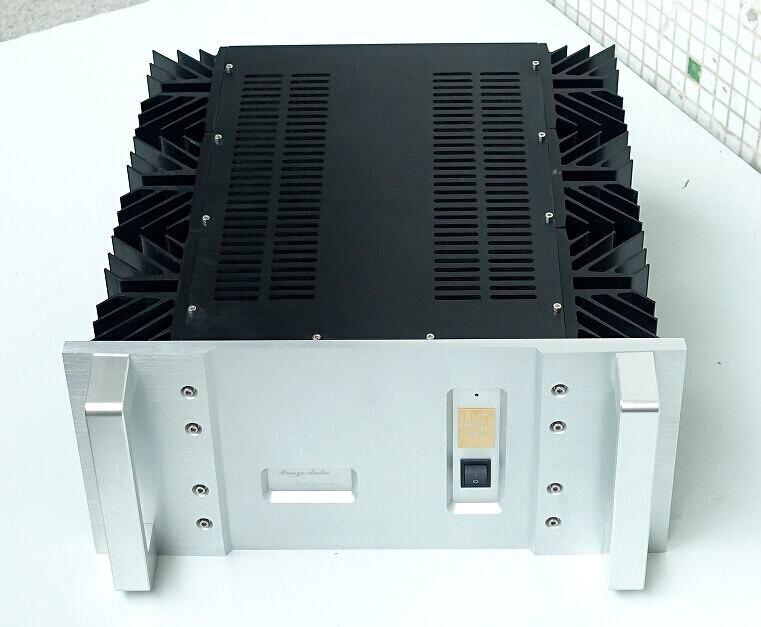 BZ4822A boîtier en aluminium/boîtier de préampli/châssis d'amplificateur de tête