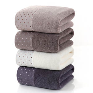 Shower-Towel Bath Hotel Serviette-De-Bain40 Large Cotton Badhanddoek Adults Kids Home