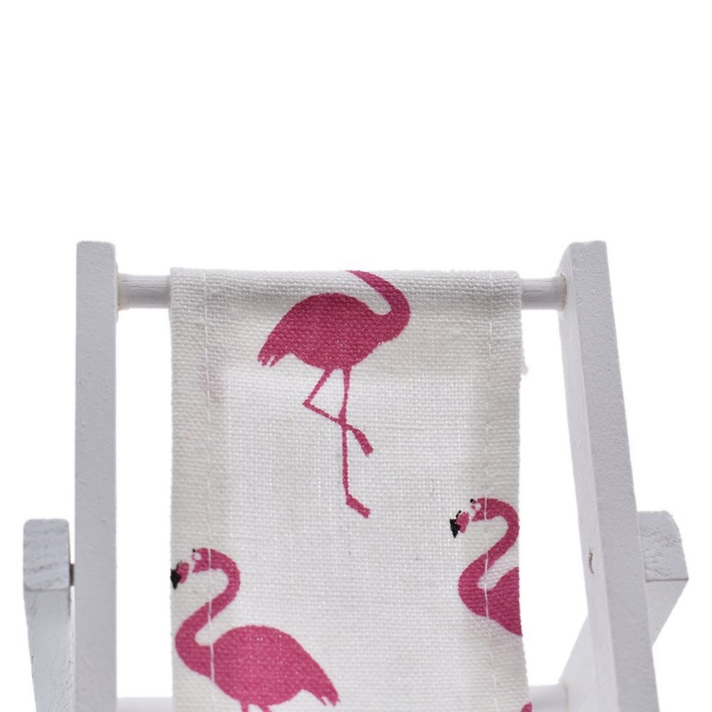 Amawill INs Mini Flamingo Wooden Beach Chair Pineapple Decor Birthday Gifts  Furniture Dollhouse Accessories Craft Supplies 8D In Party DIY Decorations  From ...