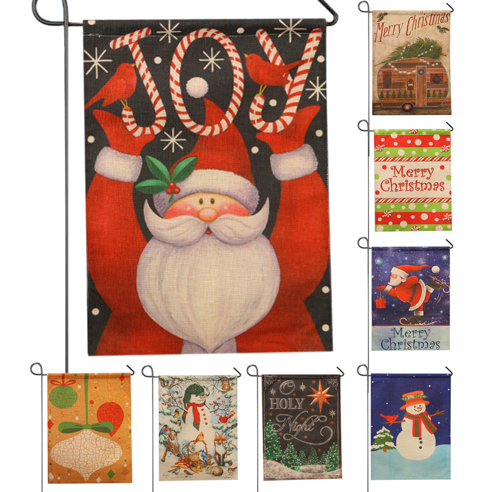 Compare Prices on Christmas Garden Flag Online ShoppingBuy Low