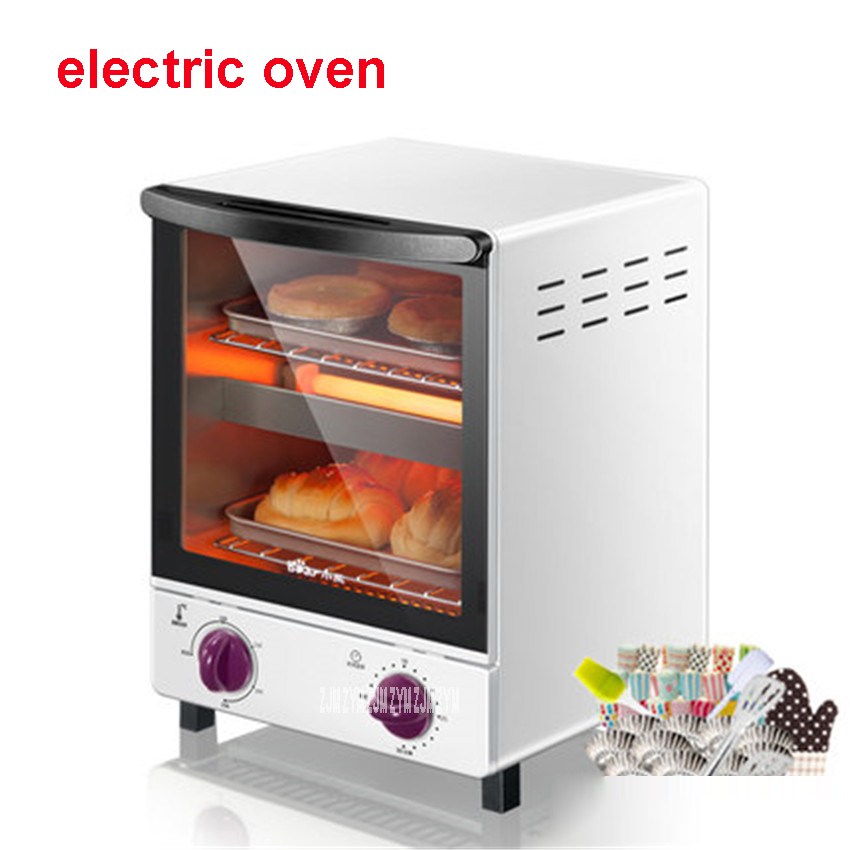 DKX-A12B1 Full automatic baking electric oven Toaster 12L 220V/50 HZ Multifunction Vertical electric oven with household Baking цена