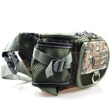 2016 New Fishing Bag 30x9x14cm Multifunctional Outdoor Fishing Tackle Bagpack Waterproof Waist Bag Bolsa Pesca Free Shipping
