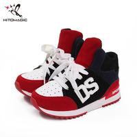 HITOMAGIC Children Shoes Sport Hot Sale Running Shoes Sneakers For Boys Boots Children S Sneakers Girls
