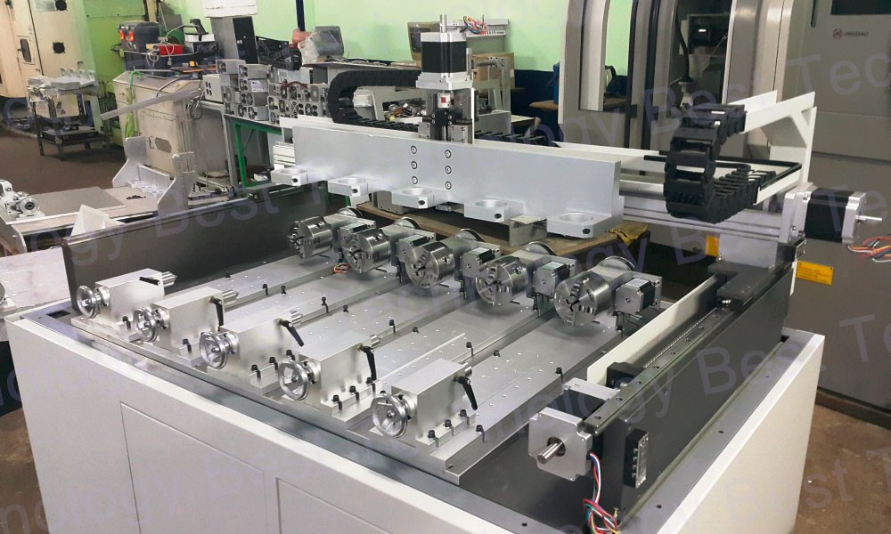 China axis cnc Suppliers