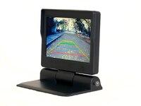 Auto Electric Flip 4 3 Monitor Car Monitor Car LCD Monitor Video Parking Sensor Auto Electric