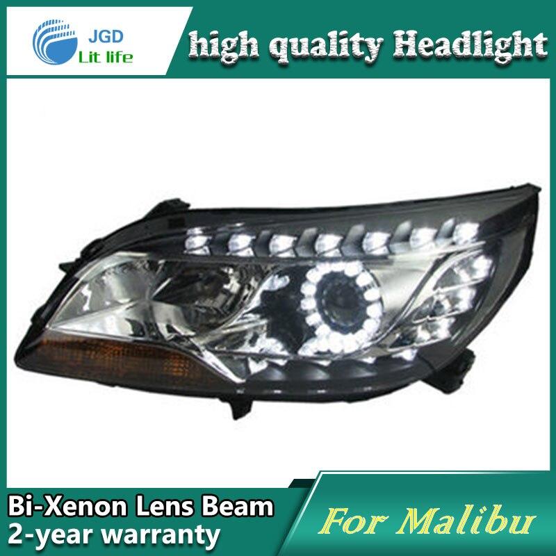 Torbica za svjetiljke u automobilu za Chevrolet Malibu 2012 2013. - Svjetla automobila - Foto 3