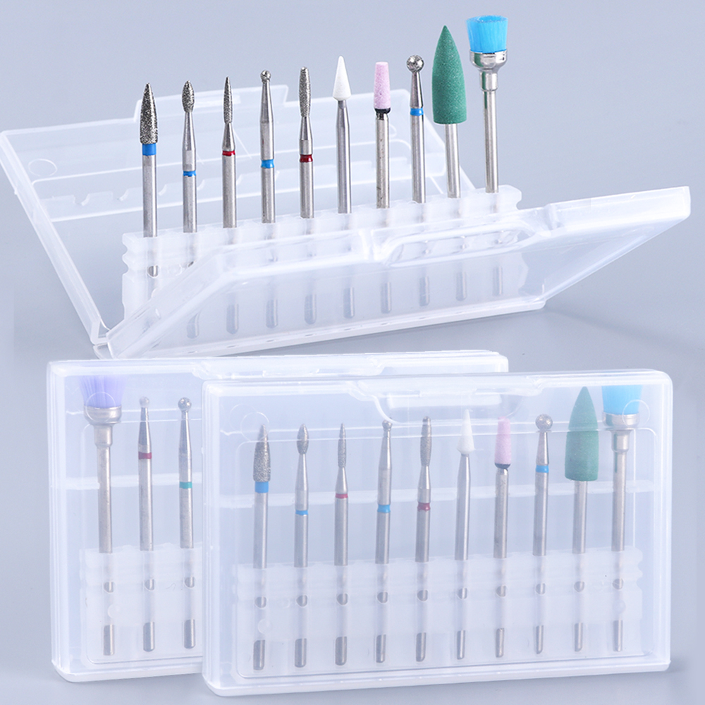 Набор фрез для ногтей, электрическая Алмазная керамическая щетка для маникюра и педикюра, аксессуары для пилочки, инструмент для TRHZ01 04|Принадлежности для дизайна ногтей|   | АлиЭкспресс