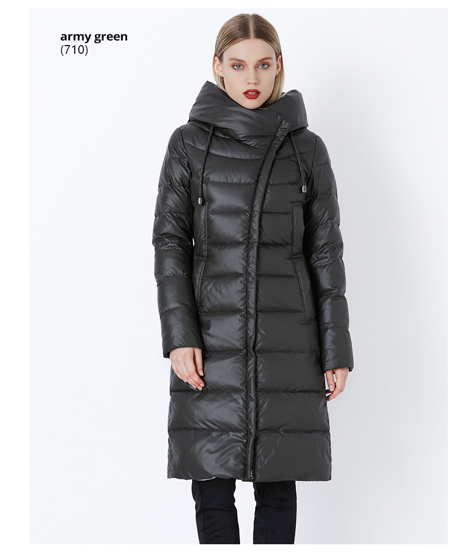 MIEGOFCE 19 Coat Jacket Winter Women's Hooded High quality down jacket