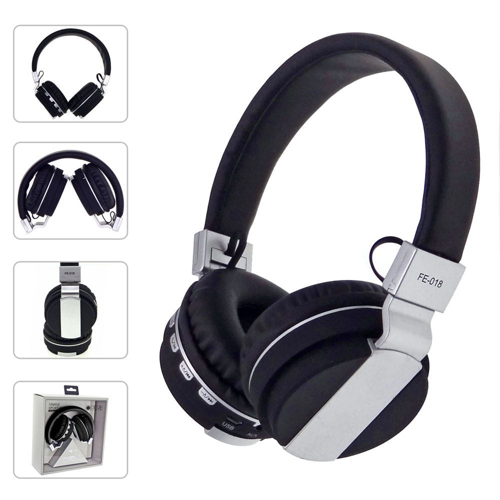 2017 New High Quality Stereo Audio Blutooth 4.0 Earphone Auriculares Bluetooth Headset Wireless Foldable Headphones For IPhone simple slip on and solid color design casual shoes for men