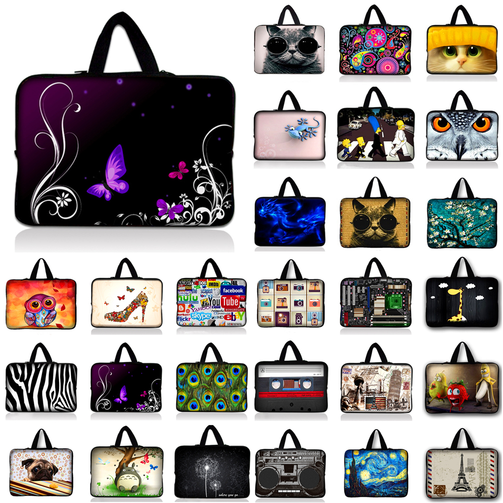 Fashion Soft Sleeve Bag Case For Macbook Air Retina Pro 11.6 13.3 14.4 15.4 15.6 17.3 Computer For Asus Hp Lenovo Laptop bag