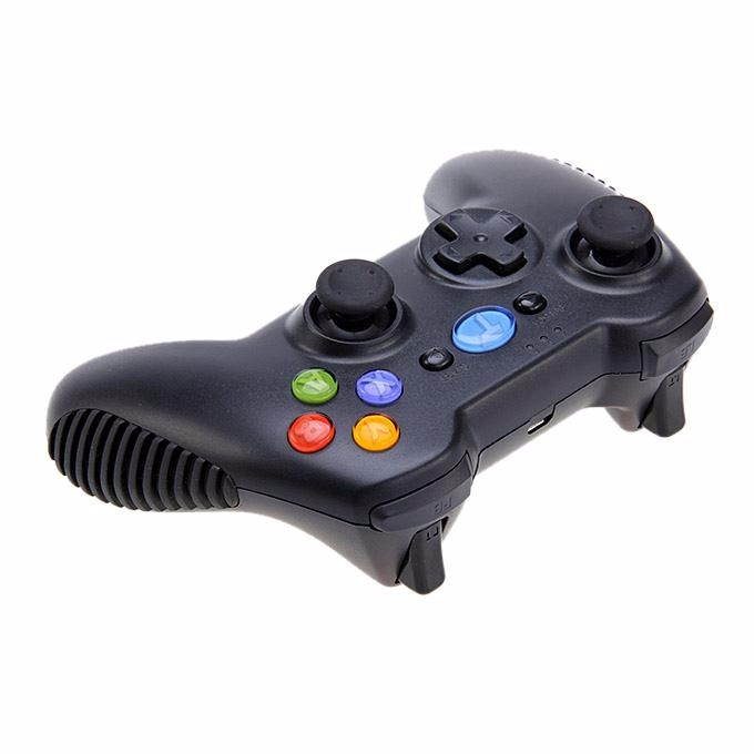 Tronsmart Mars G01 2.4GHz Wireless Gamepad for PlayStation 3 PS3 Game Controller Joystick for Android TV Box Windows (7)