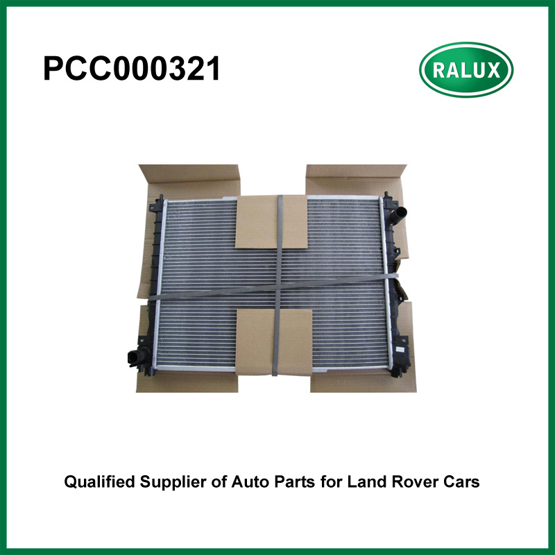 PCC000321 PCC000320 car radiator 2.5L V6 / 1.8L K16 Petrol for Freelander 1 1996-2006 auto radiator cooling system on hot sale paomotoring датчик положения дроссельной заслонки на 1996 2006 гг toyota truck suv v6 l4 oem 88970220 1985001060 page 1