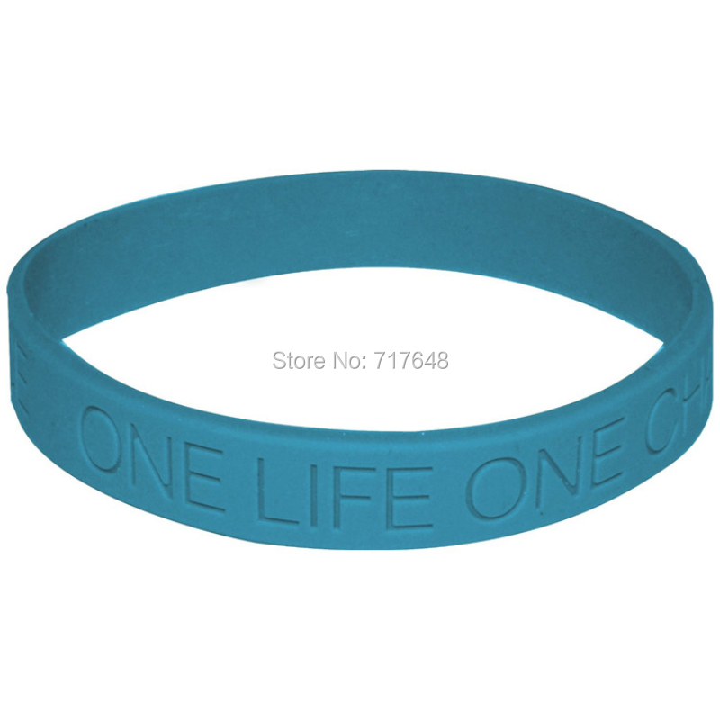 1pc Blue One Life One...