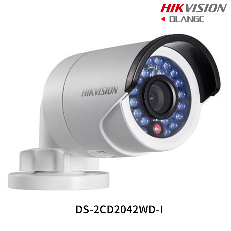 Hikvision English IP bullet Camera DS-2CD2042WD-I 4MP Replace DS-2CD2035-I DS-2CD2032-I DS-2CD2032F-I CCTV POE camera original hikvision 1080p waterproof bullet ip camera ds 2cd1021 i camera 2 megapixel cmos cctv ip security camera poe outdoor