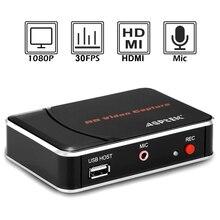EZCAP280HB захвата видео, HDMI к HDMI + микрофон конвертер, запись HDMI видео с вашей собственной личности голос к HDMI/USB флэш-диск, нет необходимости pc
