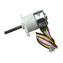 GM15BY1527 all-metal micro deceleration stepper motor, micro-angle screw shaft motor,, permanent magnet DC gear moto