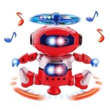 Electronic Smart Walking Robot For Kids